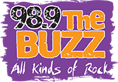 98.9 The Buzz Logo